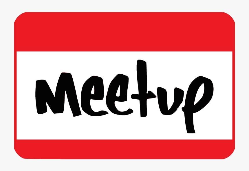 logo meetup come registrare un account