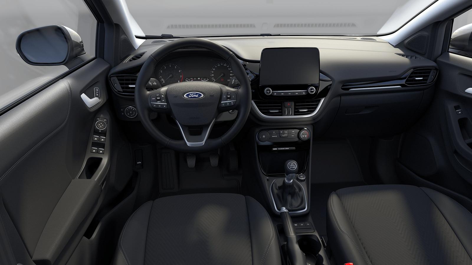 Ford Puma Connect interni
