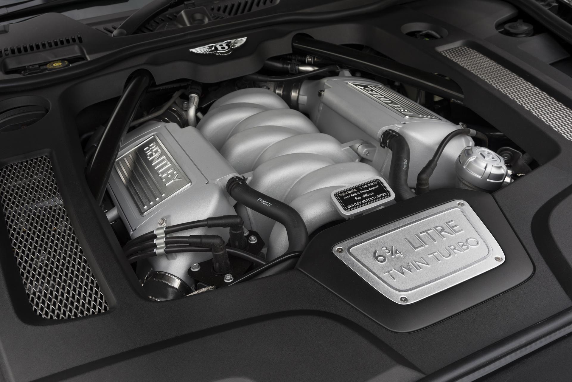 Motore Bentley 6 litri e 3/4