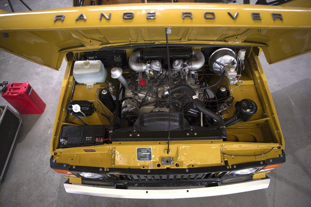 Range Rover V8 motori più longevi