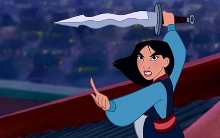 Mulan film diseny classici