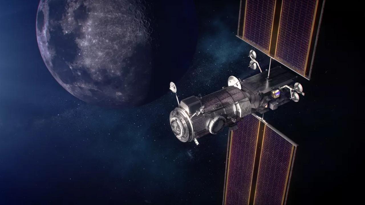 La NASA sceglie SpaceX per mandare in orbita i primi moduli del Lunar Gateway thumbnail
