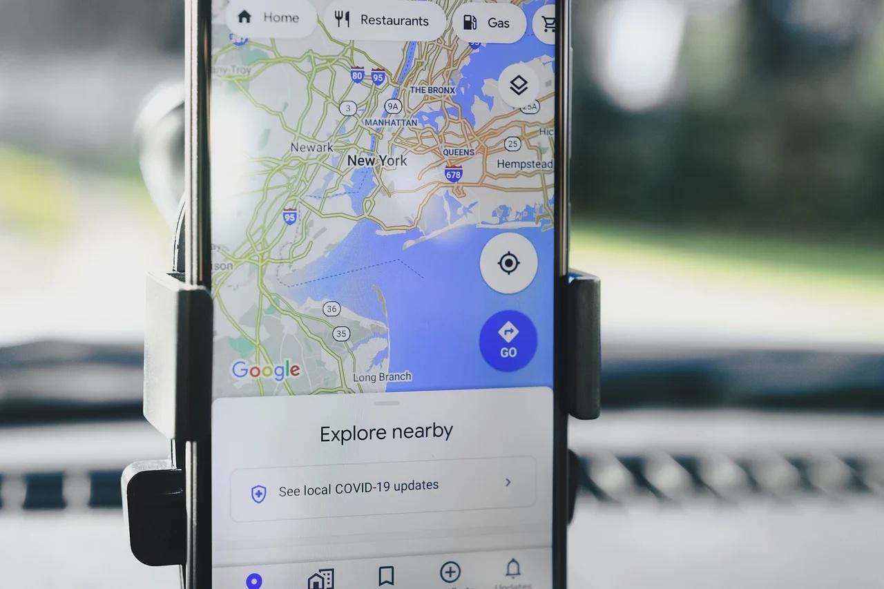 Google Maps e Covid-19