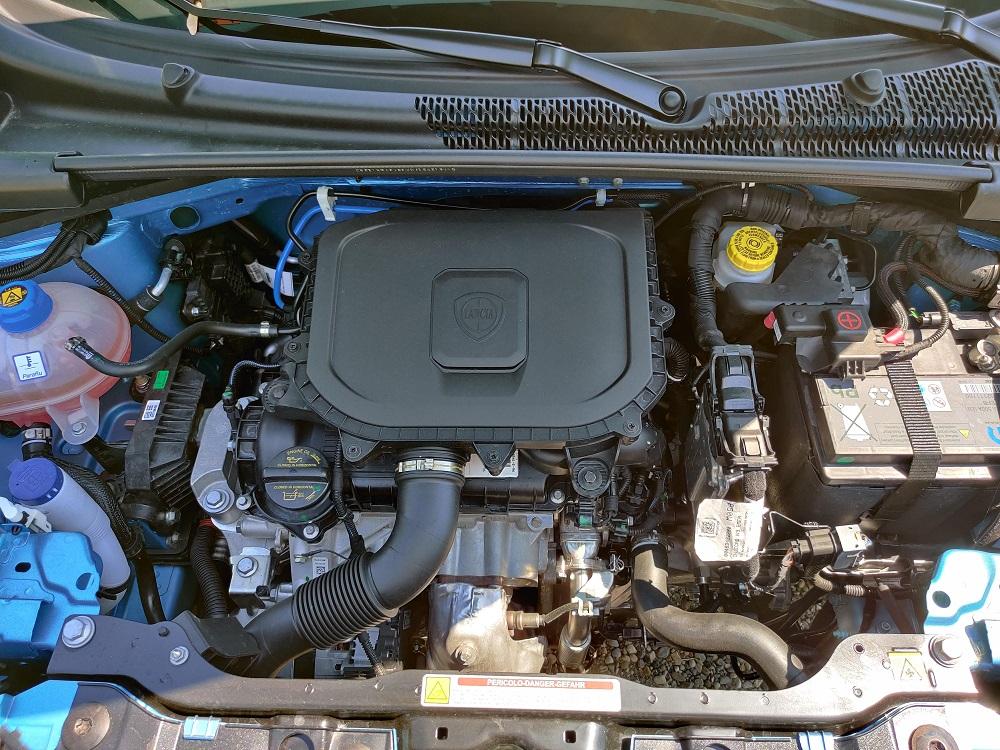 motore Lancia Ypsilon Hybrid