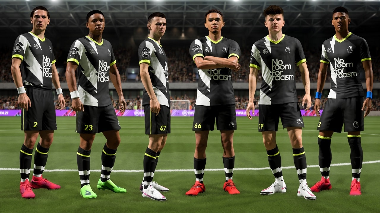 No Room for Racism arriva anche su FIFA thumbnail