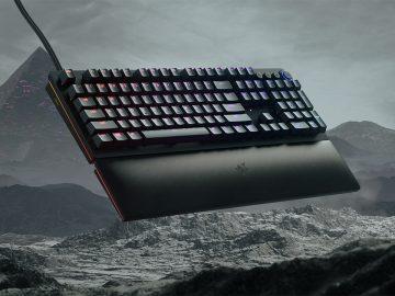 nuova tastiera razer huntsman v2 analog