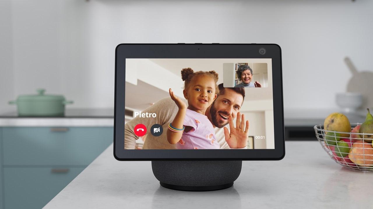 Un nuovo Amazon Echo Show all'orizzonte thumbnail