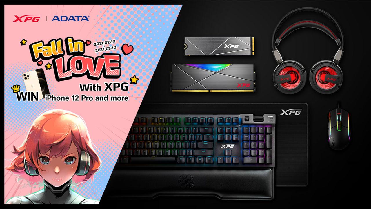 XPG lancia un contest e offerte dedicate per tutto il mese di San Valentino thumbnail
