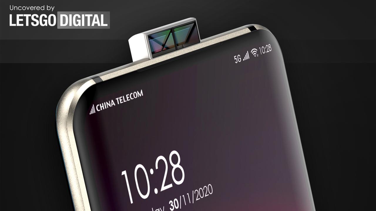 OPPO ha brevettato una nuova fotocamera pop-up con all'interno un sistema di specchi thumbnail