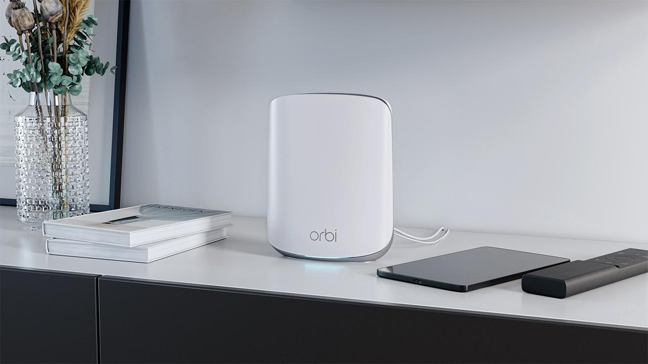 orbi wi-fi 6 rbk353 sistema mesh