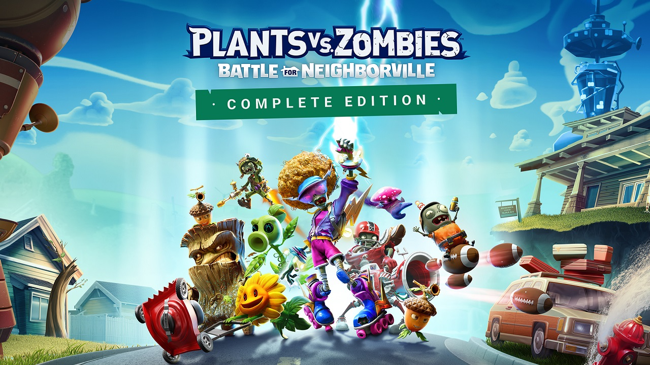 La Complete Edition di Plants vs. Zombies: Battle For Neighborville è in arrivo su Switch thumbnail