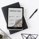 pocketbook inkpad color ereader a colori
