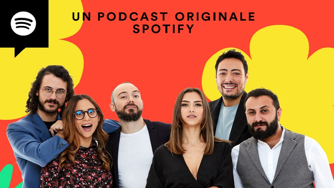Spotify presenta il podcast dei The Jackal per Sanremo thumbnail