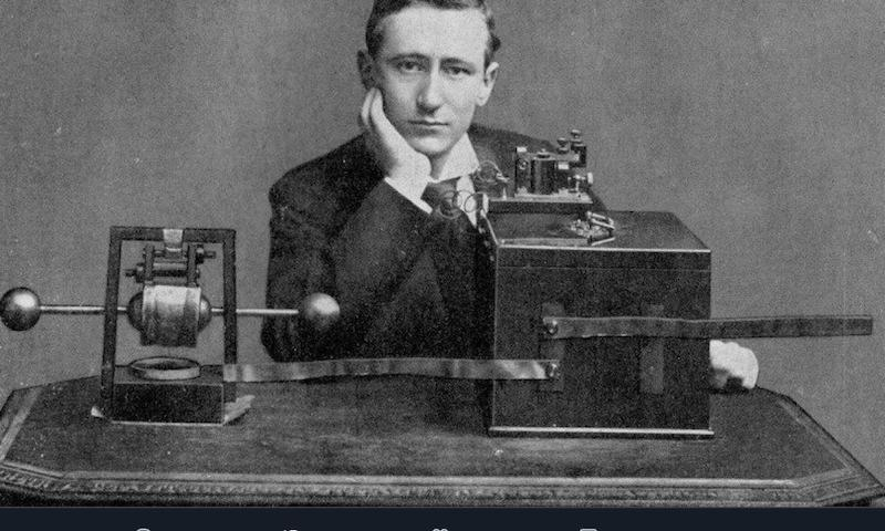 informazione radiofonica Marconi