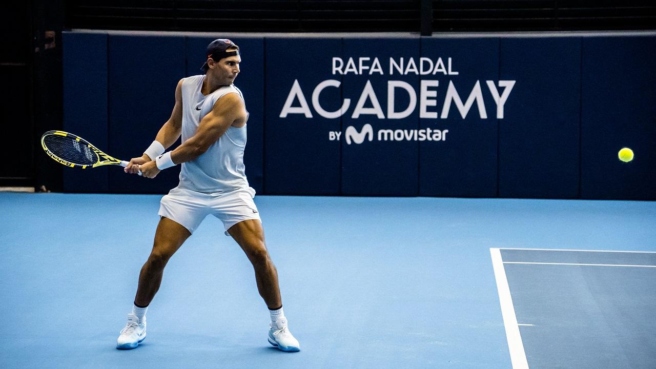 Arriva su Amazon lo store della Rafa Nadal Academy by Movistar thumbnail
