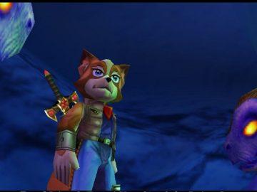 rare gioco inedito dinosaur planet diventa star fox