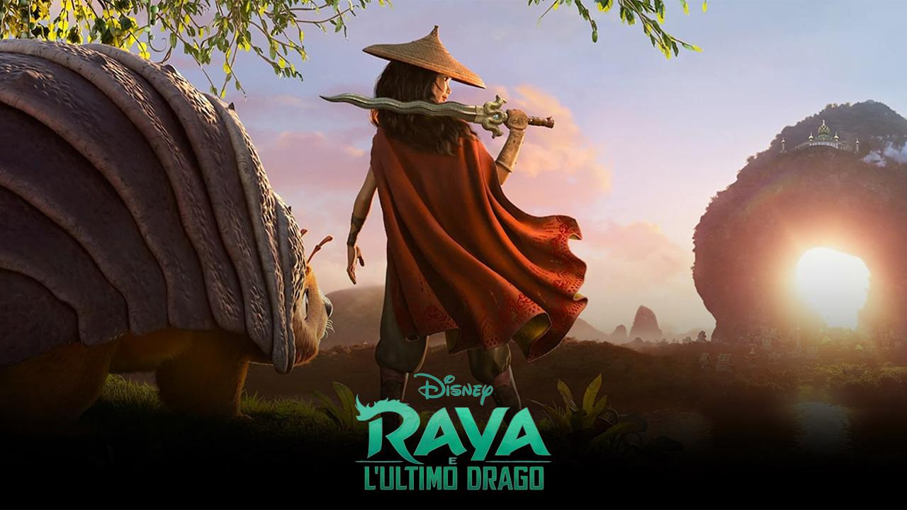 Raya e l'Ultimo Drago, Disney mostra un nuovo trailer al Super Bowl thumbnail