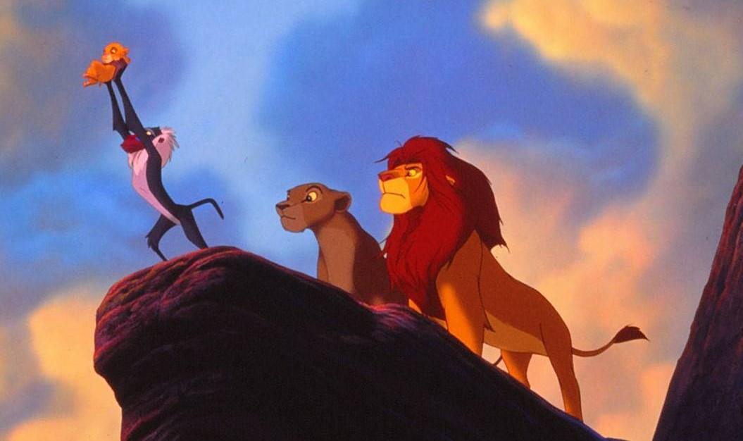 re leone disney film classici