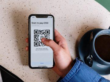 revolut business pagamenti qr code