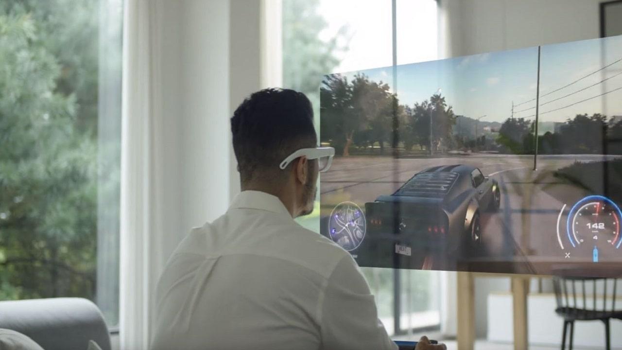 Samsung sta sviluppando degli occhiali per la realtà aumentata thumbnail