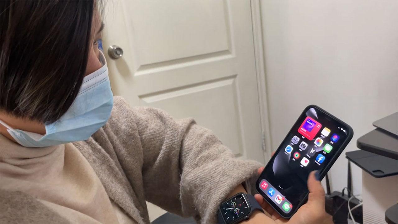 Con iOS 14.5 si può sbloccare l'iPhone dall'Apple Watch indossando la mascherina thumbnail
