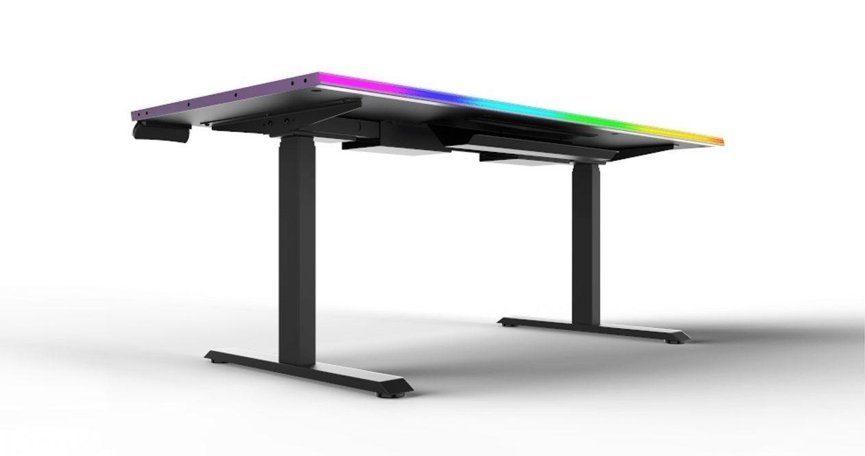 scrivania motorizzata cooler master