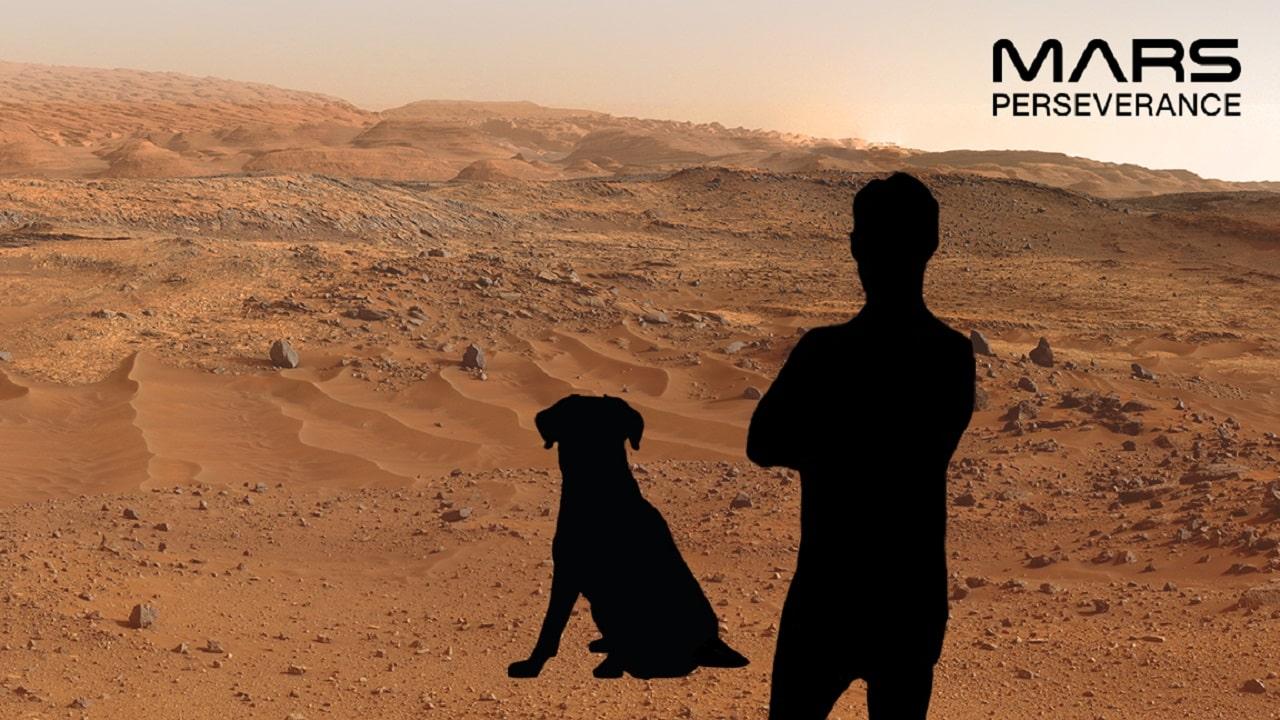 Fatevi un selfie su Marte con il Virtual Photo Booth della NASA thumbnail
