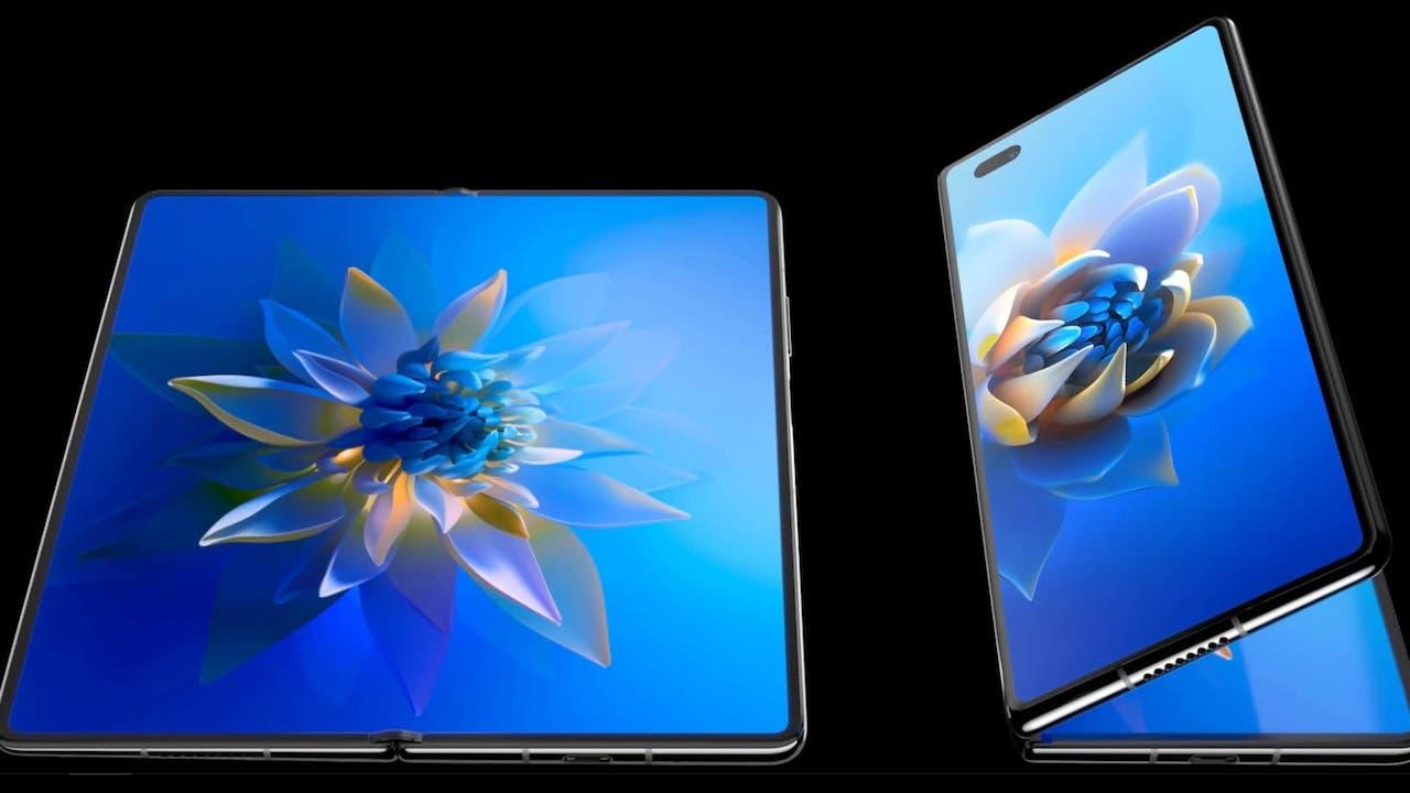 Mate X2 è il nuovo smartphone pieghevole di Huawei a doppio schermo thumbnail