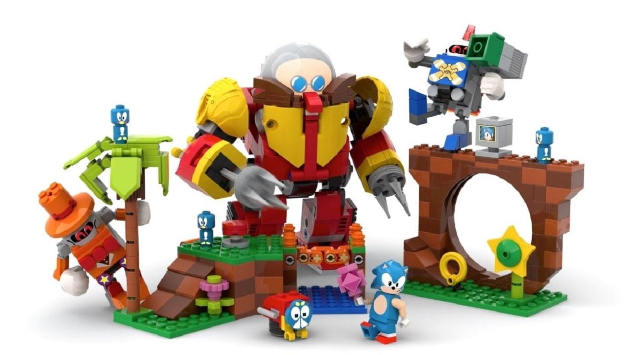 Arriva il set LEGO ufficiale di Sonic the Hedgehog thumbnail