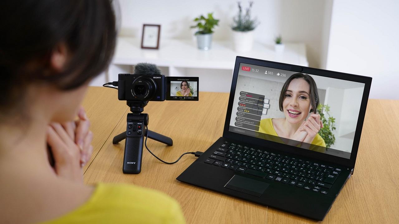 Sony ZV-1 abilitata allo streaming dopo il nuovo aggiornamento thumbnail