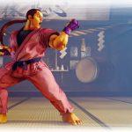 street fighter V dan hibiki stagione 5