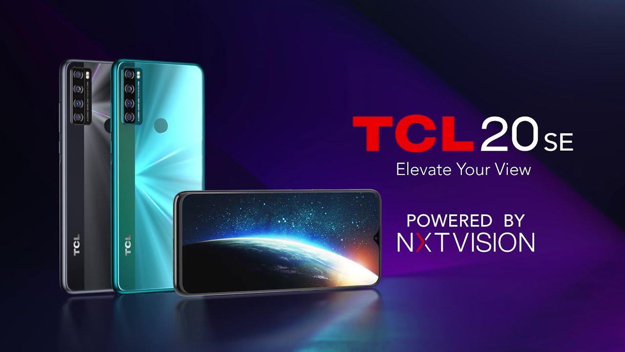 TCL 20 SE: il nuovo smartphone dal prezzo imperdibile arriva in Italia thumbnail