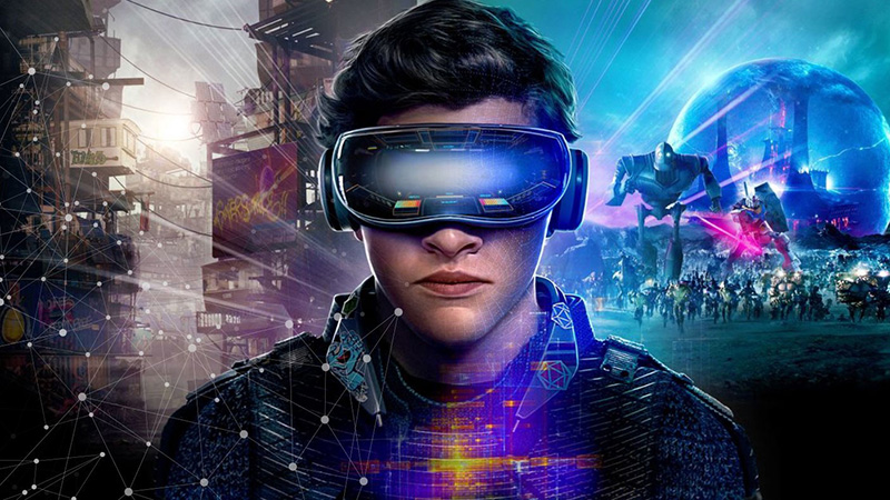 ready player one protagonista con realtà virtuale