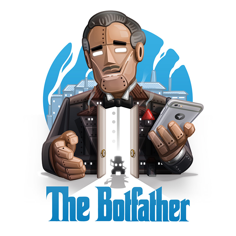 immagine the botfather