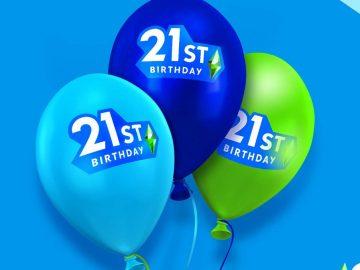 the sims 4 gratis anniversario