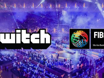 Accordo tra Twitch e FIBA per portare più contenuti sul basket