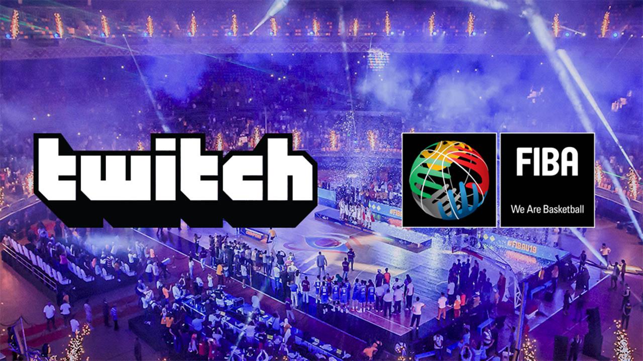 Twitch trasmetterà il basket in diretta, storico accordo con la FIBA thumbnail