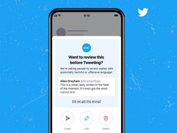 twitter funzionalità tweet offensivi