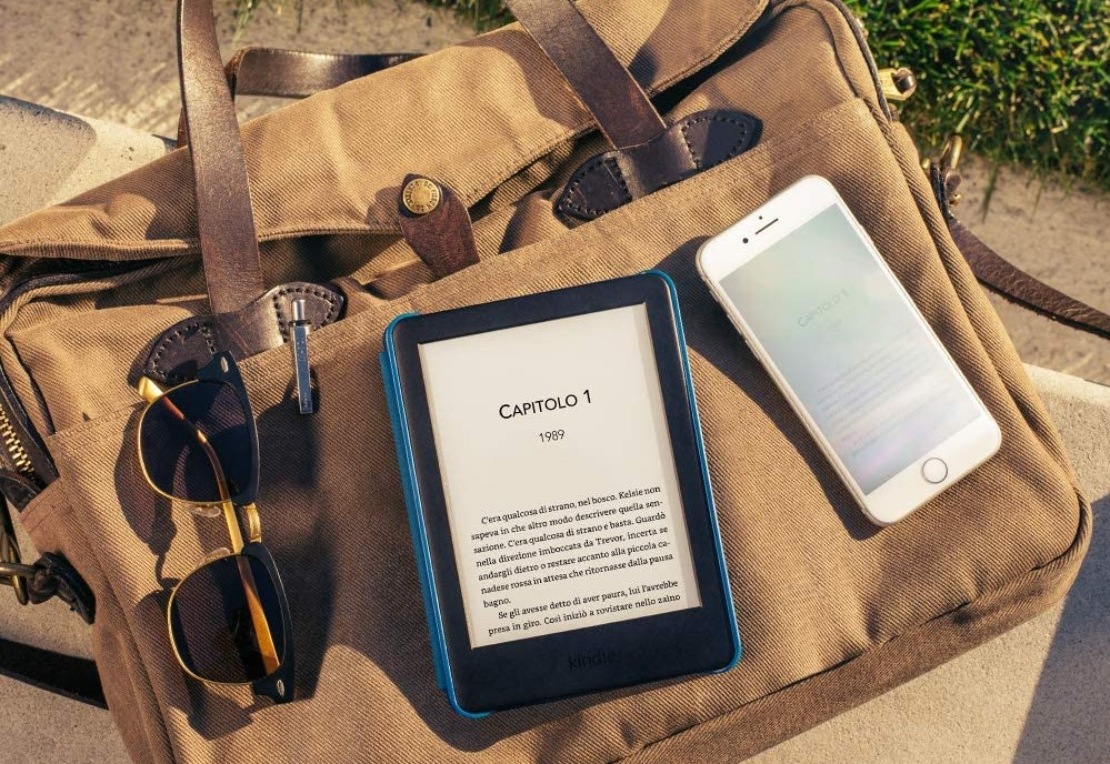 Kindle in offerta su Amazon: una biblioteca portatile a prezzo scontato thumbnail