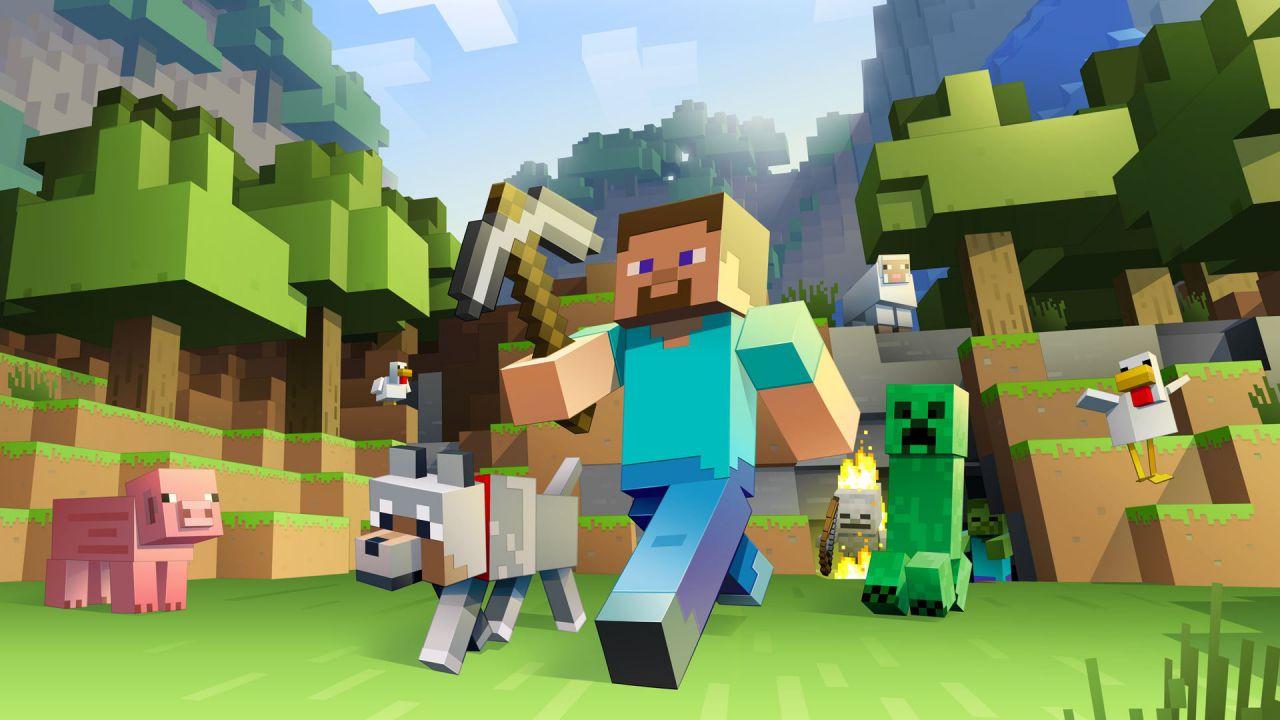 """Il libro """"A scuola con Minecraft"""" sarà presentato a Didacta 2021 thumbnail"""