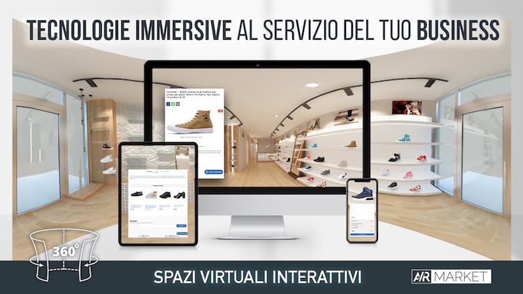 spazi virtuali ar market