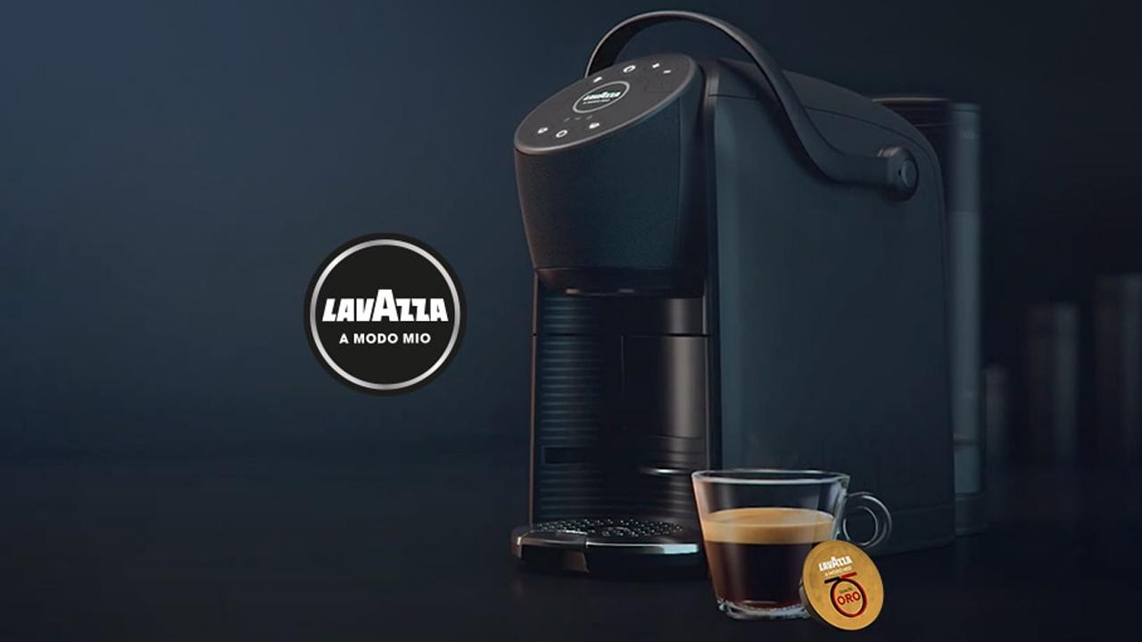 Lavazza A Modo Mio Voicy, la prima macchina da espresso dotata di Alexa thumbnail