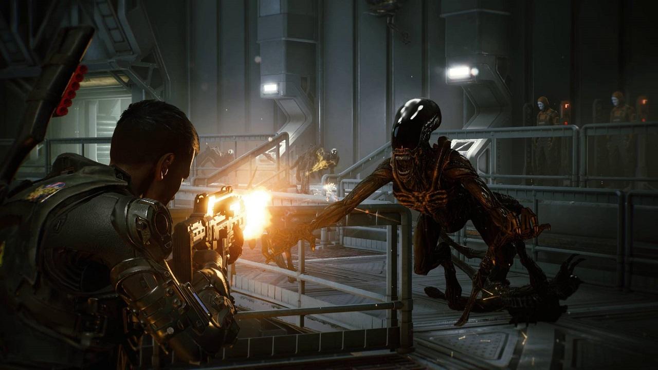 Annunciato l'arrivo di Aliens: Fireteam con un trailer esplosivo thumbnail