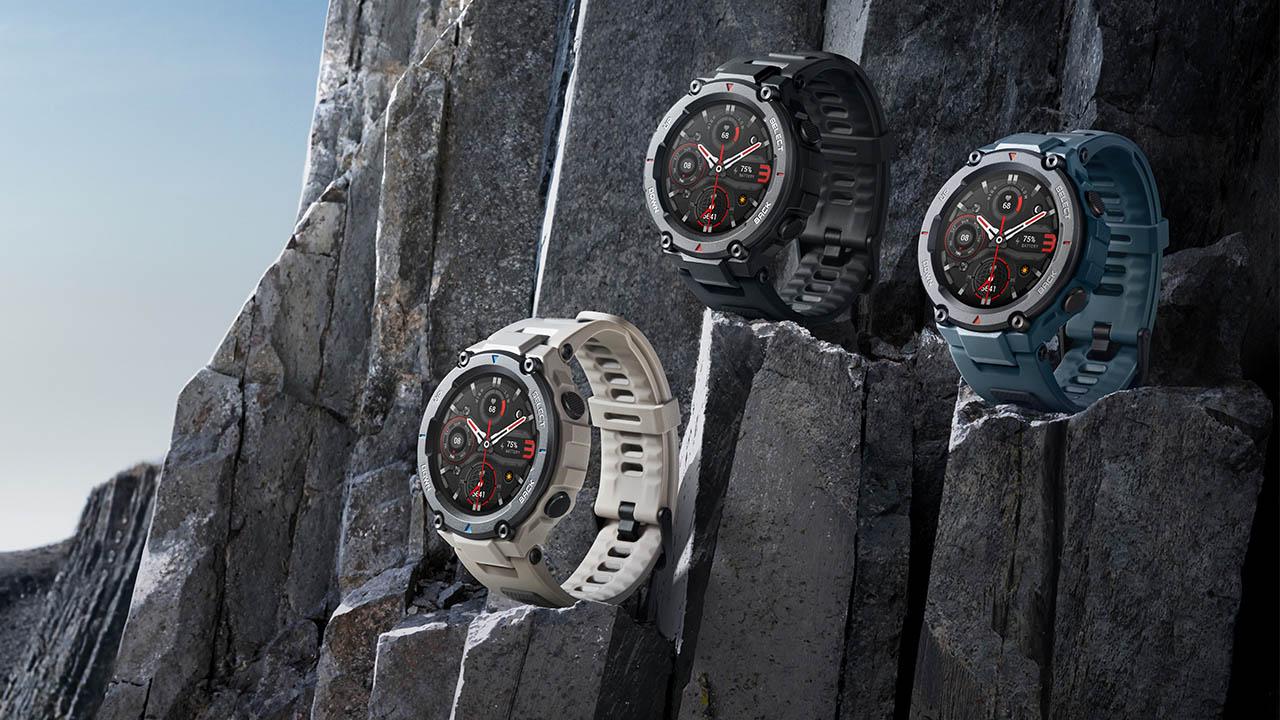 Amazfit T-Rex Pro, il nuovo smartwatch incredibilmente resistente thumbnail
