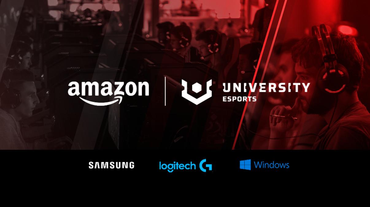 Amazon UNIVERSITY Esports si espande in nuovi Paesi europei thumbnail