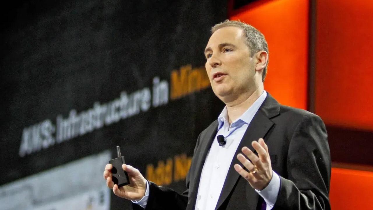 Andy Jassy CEO Amazon