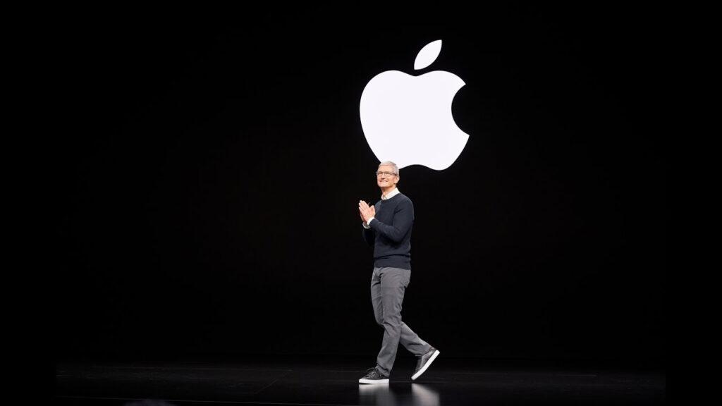 Tim Cook - multa Apple