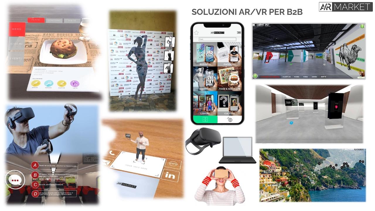 AR Market: realtà aumentata e virtuale al servizio dell'educazione continua thumbnail
