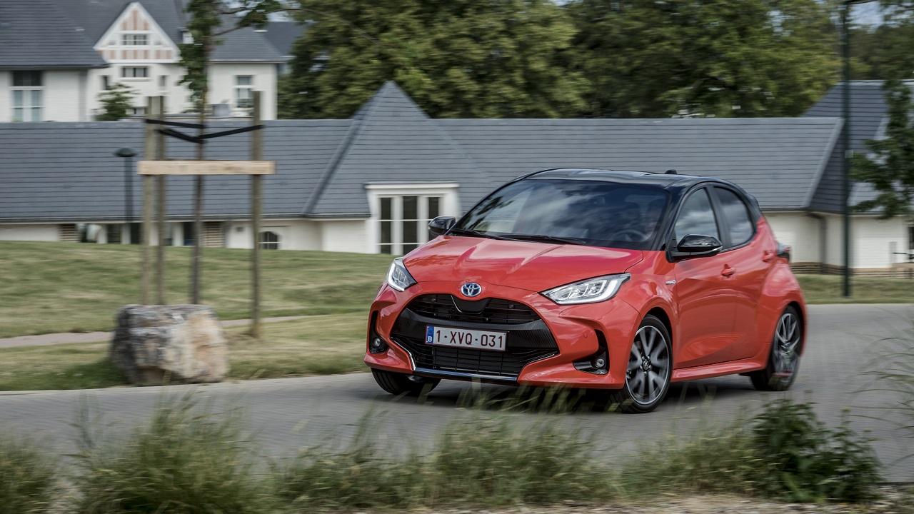 Toyota Yaris è l'Auto dell'Anno 2021 con 266 punti. Seconda la FIAT 500e thumbnail