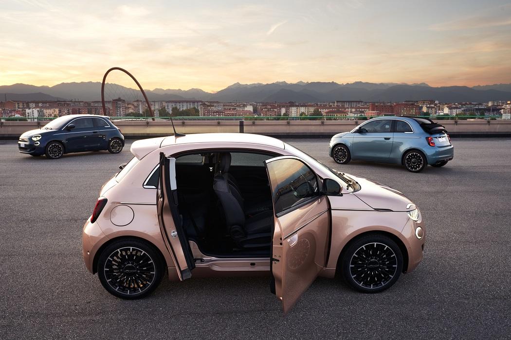 Auto dell'anno 2021 fiat 500